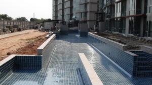 บริการก่อสร้างสระว่ายน้ำ