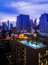 สระว่ายน้ำ Sure Stay Plus Hotel