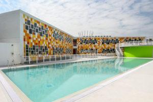 สระว่ายน้ำ Kid's Academy