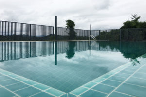 สระว่ายน้ำ โรงเรียนนานาชาติ ISB