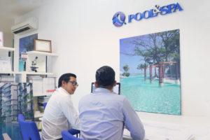 POOL&SPA พูลแอนด์สปา ผู้ให้บริการออกแบบและก่อสร้างสระว่ายน้ำครบวงจร