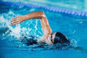 สระว่ายน้ำออกกำลังกาย