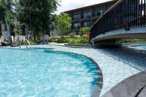 สระว่ายน้ำ หัวหิน Marriott Resort & Spa