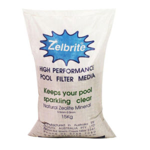 Zelbrite Pool Filter Media